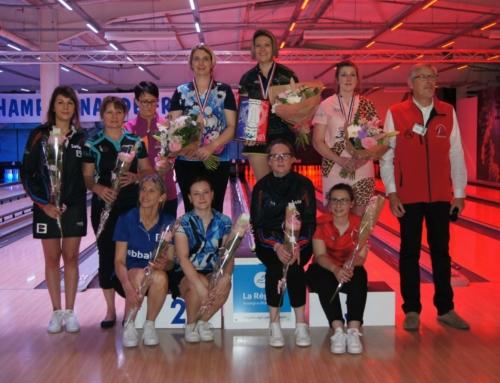 Championnats individuels 2020 – phase 2